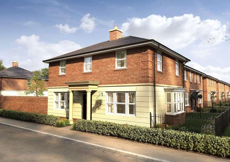 4 Bedrooms Detached House for sale in Harperbury Park, Harper Lane, Radlett, Hertfordshire, WD7