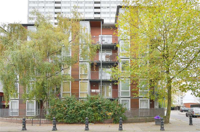 2 Bedrooms Flat for sale in Boundary House, Queensdale Crescent, London, W11