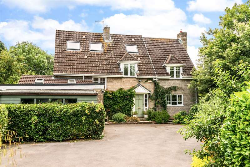 5 Bedrooms Detached House for sale in Monkton Deverill, Warminster, Wiltshire, BA12
