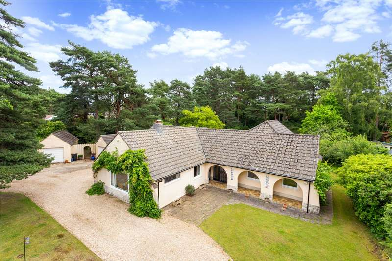 5 Bedrooms Detached Bungalow for sale in Avon Avenue, Ringwood, Hampshire, BH24