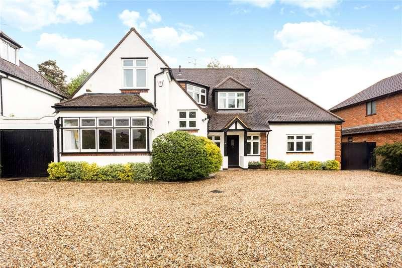 4 Bedrooms Detached House for sale in Watling Street, St. Albans, Hertfordshire, AL1