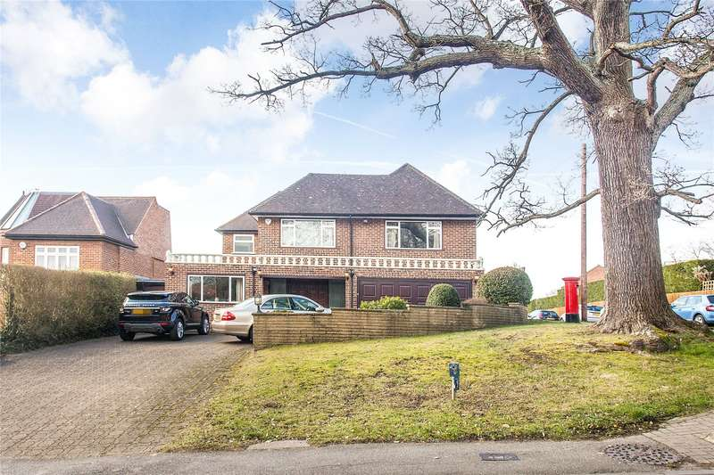 4 Bedrooms Detached House for sale in Dennis Lane, Stanmore, Middlesex, HA7