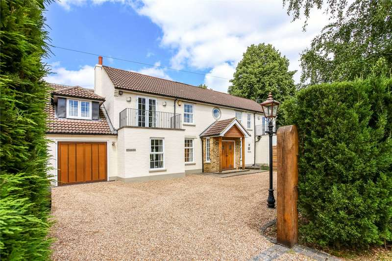 4 Bedrooms Detached House for sale in Broomfield Park, Sunningdale, Berkshire, SL5