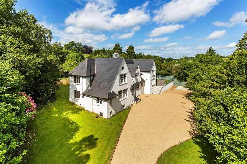 5 Bedrooms Detached House for sale in Spray Hill, Lamberhurst, Kent, TN3