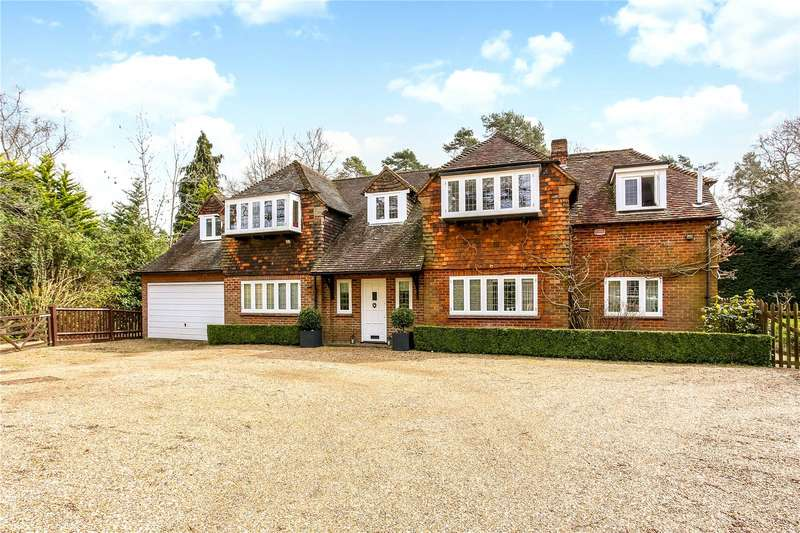 6 Bedrooms Detached House for sale in St. Mary's Road, Ascot, Berkshire, SL5