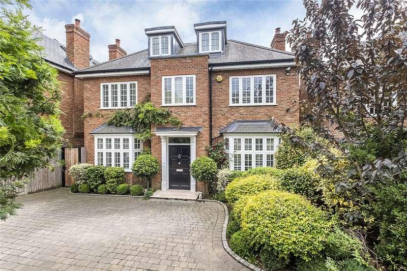 5 Bedrooms Detached House for sale in Cottenham Park Road, London, SW20