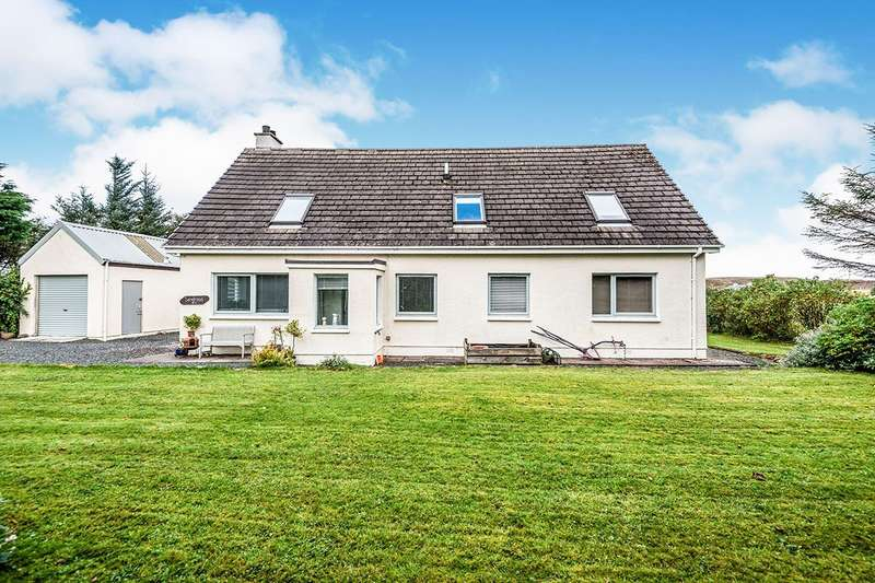 5 Bedrooms Detached House for sale in Opinan, Gairloch, Ross-Shire, IV21