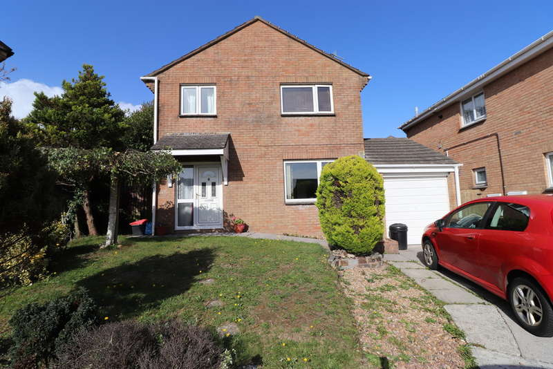 4 Bedrooms Detached House for sale in Langdon Down Way , Torpoint