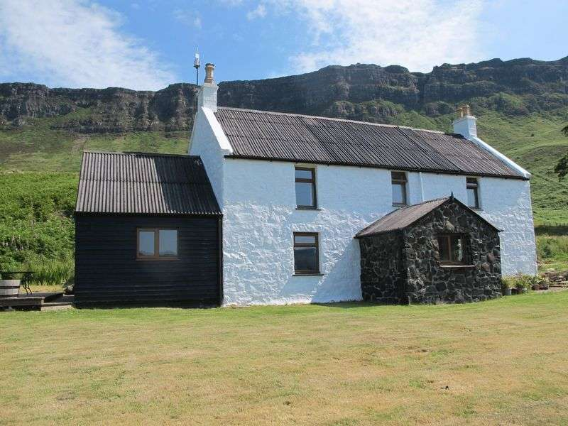 3 Bedrooms Property for sale in Cleadale, Isle Of Eigg