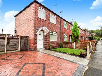 3 Bedrooms Semi Detached House for sale in Tower Street, Dukinfield, Greater Manchester, United Kingdom