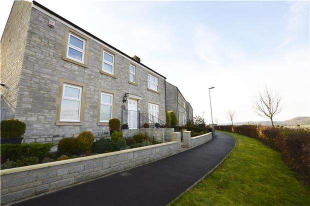 4 Bedrooms Detached House for sale in Clifford Drive, Paulton, BRISTOL, BS39 7AH