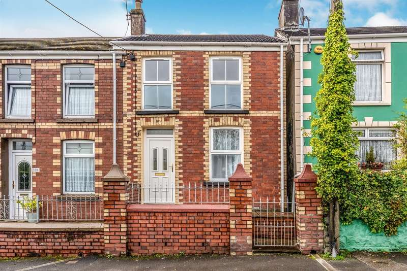 3 Bedrooms End Of Terrace House for sale in High Street, Cefn Coed, Merthyr Tydfil