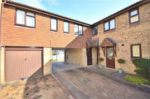 1 Bedroom Terraced House for sale in Slaidburn Green, Bracknell, Berkshire