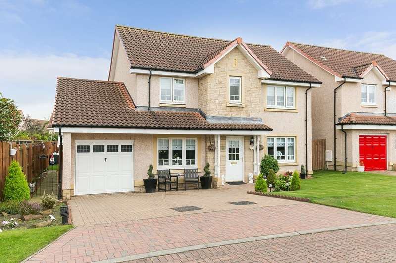 4 Bedrooms Detached House for sale in Lawson Way, Tranent, EH33