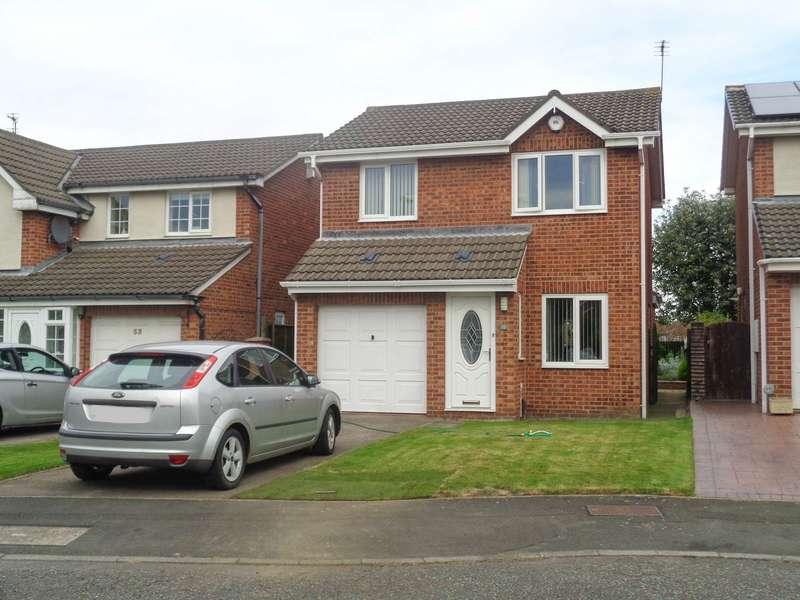 3 Bedrooms Detached House for sale in Sullivan Walk, Hebburn
