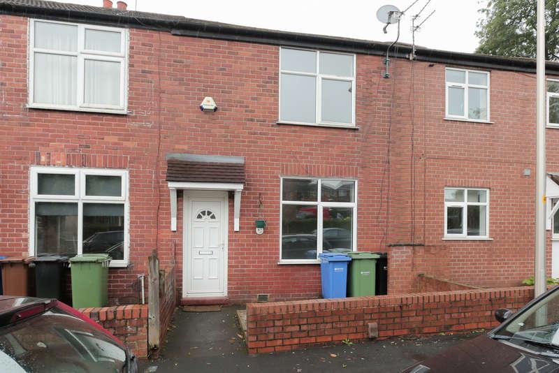 2 Bedrooms Terraced House for sale in Gordon Street, Heaton Norris