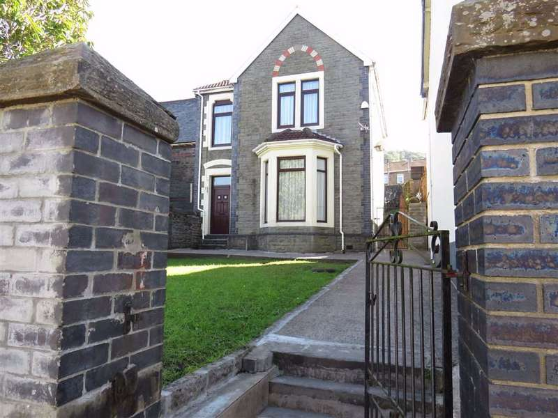 5 Bedrooms Detached House for sale in Ann Street, Pontypridd
