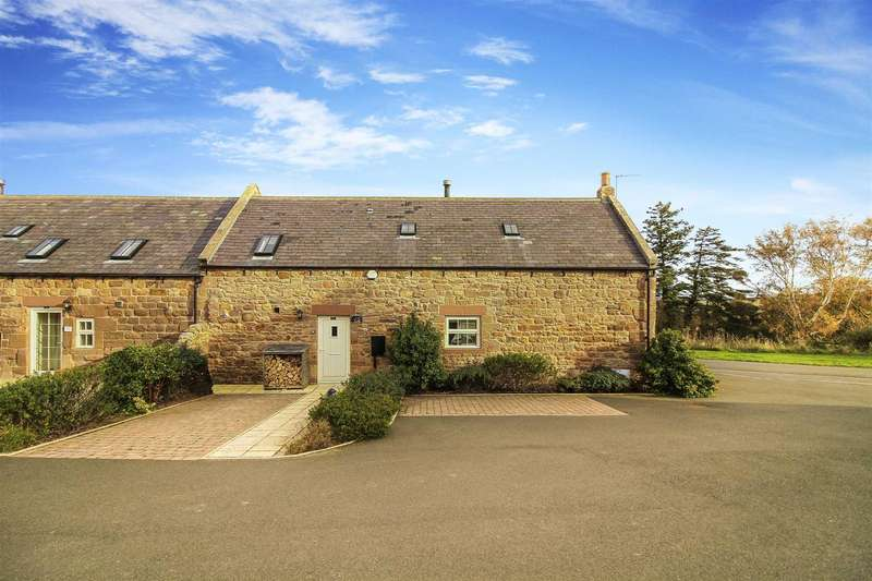 2 Bedrooms Barn Conversion Character Property for sale in Mount Hooley Farm, Berwick Upon Tweed