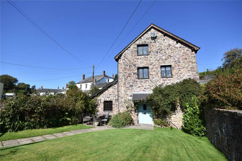 4 Bedrooms Detached House for sale in Heasley Mill, South Molton, Devon, EX36