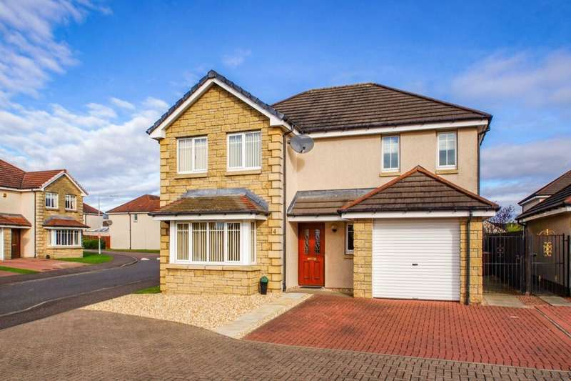 4 Bedrooms Detached House for sale in Vettriano Vale, Leven, KY8