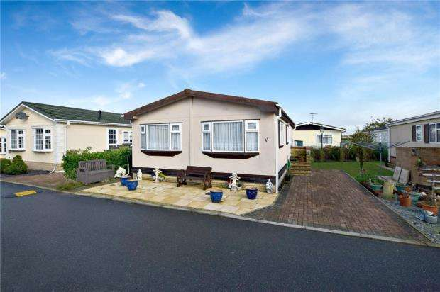 1 Bedroom Mobile Home for sale in Kingsmead Park, Coggeshall Road, Braintree