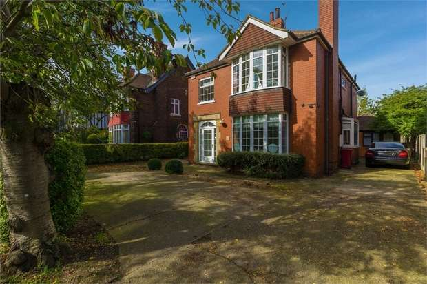 4 Bedrooms Detached House for sale in Vicarage Gardens, Scunthorpe, Lincolnshire