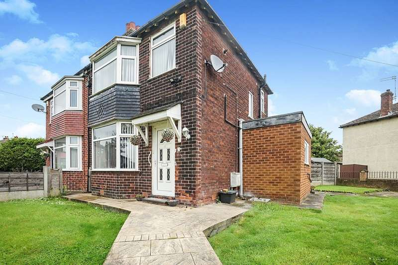 3 Bedrooms Semi Detached House for sale in Gore Avenue, Salford, M5