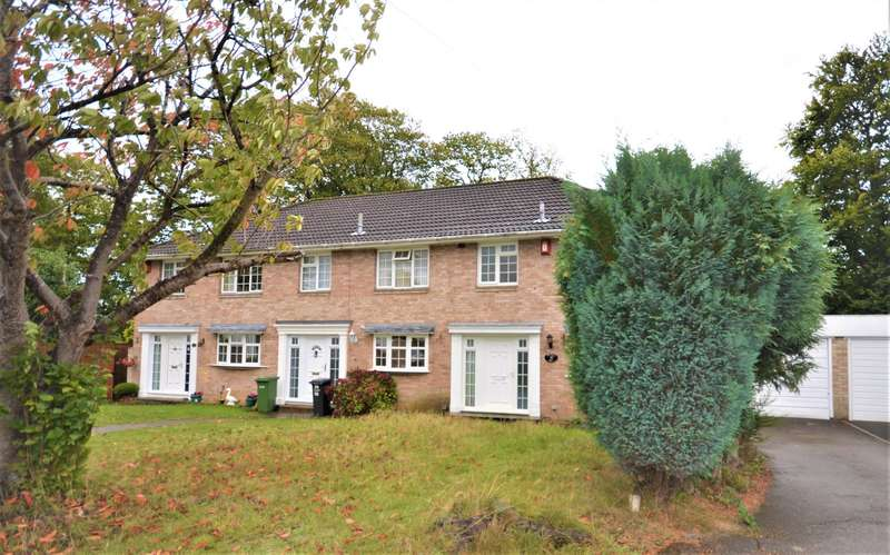 3 Bedrooms House for sale in Ingersley Rise, West End, Southampton, SO30