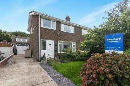 3 Bedrooms Semi Detached House for sale in Tyn Y Celyn, Glan Conwy, Colwyn Bay, Conwy, LL28