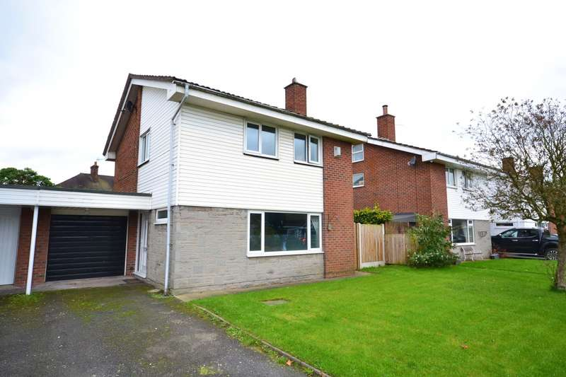 3 Bedrooms Link Detached House for sale in Elmstead Road, Chelford, Macclesfield