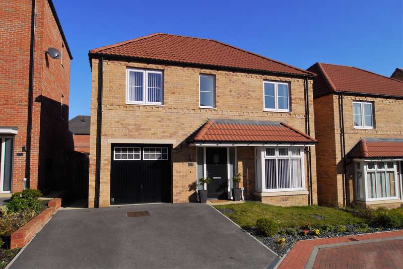 4 Bedrooms Detached House for sale in 31 Green Shank Drive, Mexborough