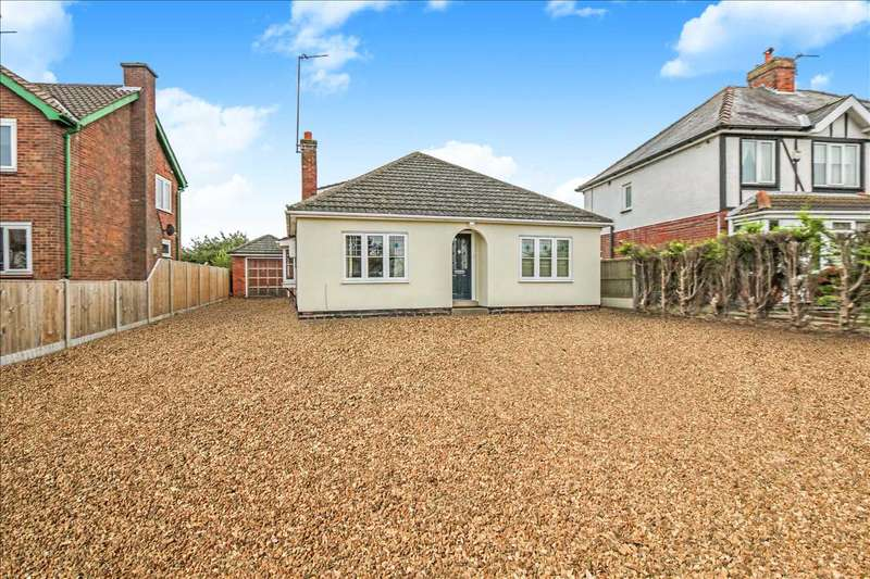 4 Bedrooms Bungalow for sale in Brant Road, Brant Road, Lincoln