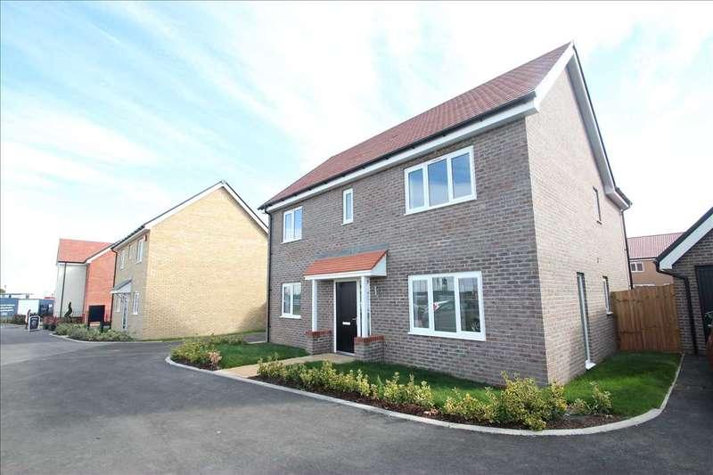 4 Bedrooms Detached House for sale in The Elm, Henderson Park, Landermere Road, Thorpe-le-Soken