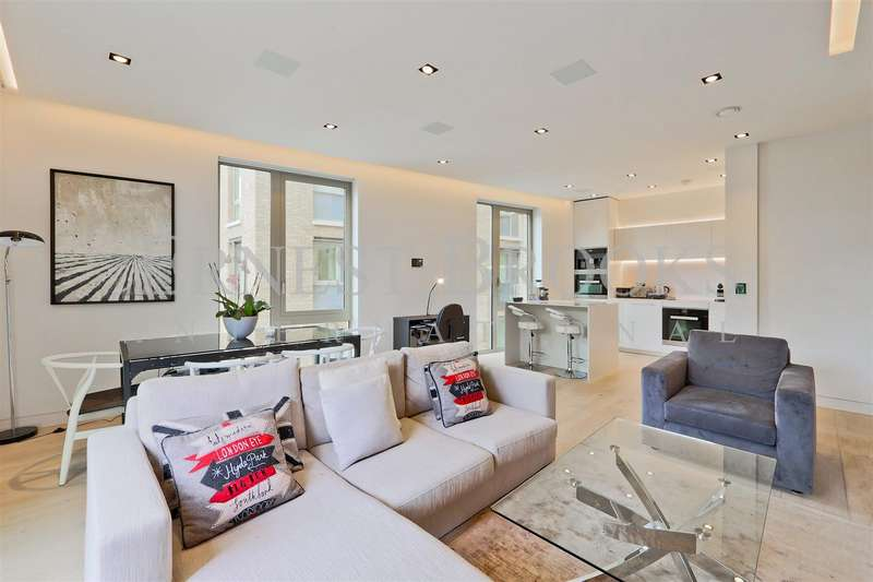 2 Bedrooms Apartment Flat for sale in Chatsworth House, One Tower Bridge, Tower Bridge, SE1