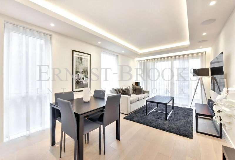 2 Bedrooms Apartment Flat for sale in Chelsea Creek, Fulham, SW6