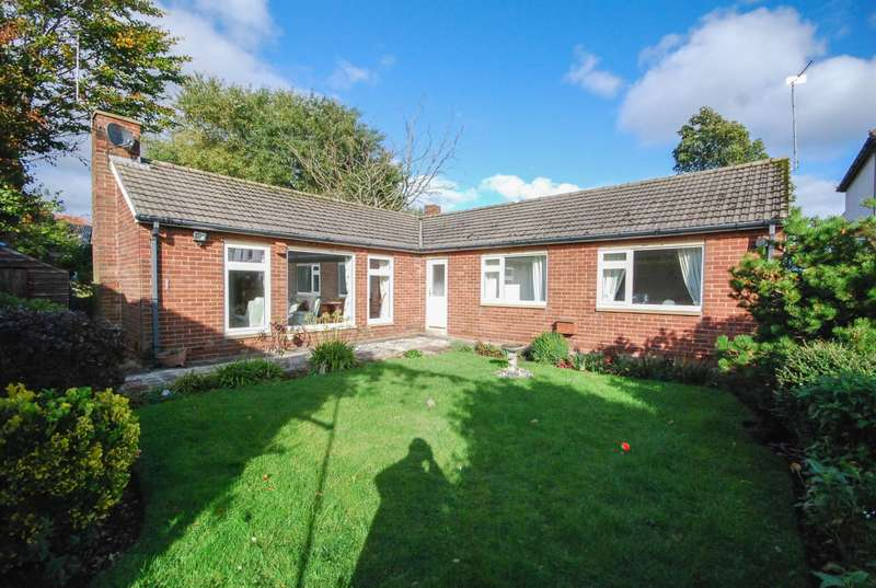 3 Bedrooms Bungalow for sale in The Sycamores, Bridle Path, East Boldon