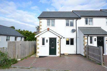 3 Bedrooms End Of Terrace House for sale in North Road, Camborne, Cornwall