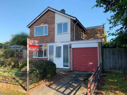 3 Bedrooms Detached House for sale in The Limes, Stony Stratford, Milton Keynes, Buckinghamshire