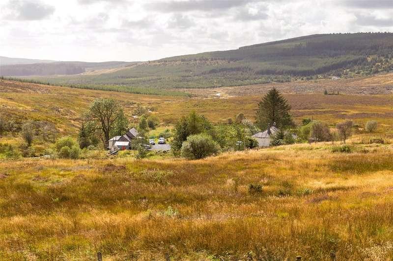 2 Bedrooms Detached House for sale in Waterhead On Minnoch, Bargrennan, By Newton Stewart, Dumfries & Galloway, DG8
