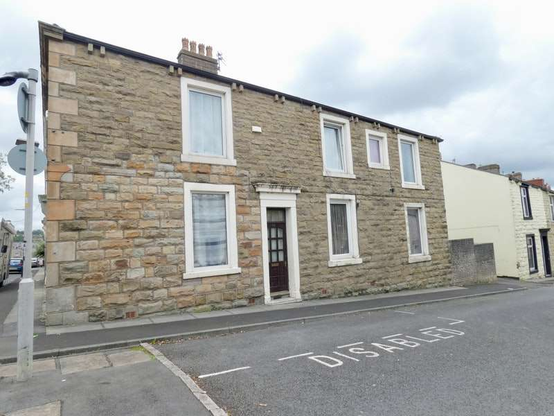3 Bedrooms End Of Terrace House for sale in Maudsley Street, Accrington, Lancashire, BB5