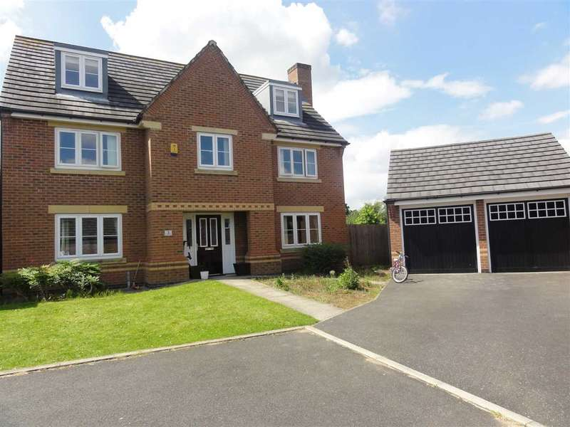 5 Bedrooms Detached House for rent in Olympia Place, Warrington