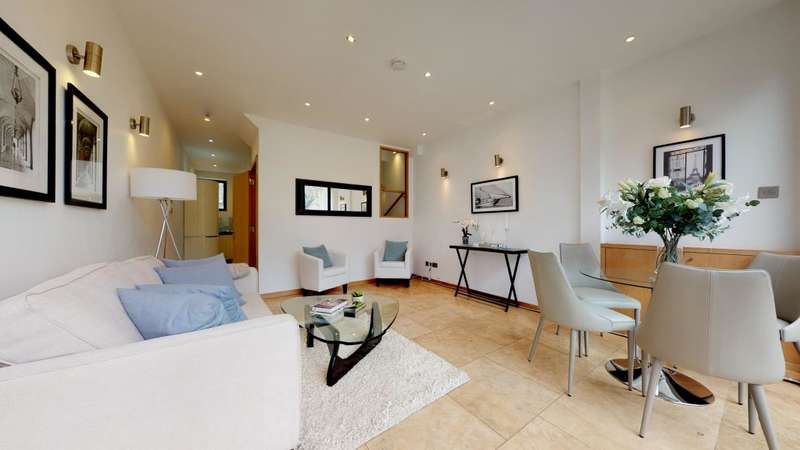 3 Bedrooms House for sale in Wolsey Road, Islington, N1
