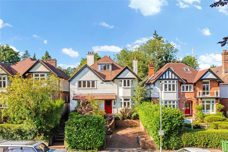 5 Bedrooms Detached House for sale in Warwick Park, Tunbridge Wells, Kent, TN2
