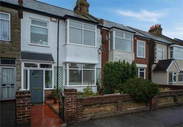 3 Bedrooms Terraced House for sale in Norman Road, Ramsgate, Kent