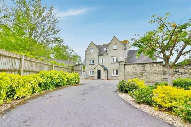 6 Bedrooms Detached House for sale in Elborough Gardens, Elborough, Weston-Super-Mare, Somerset