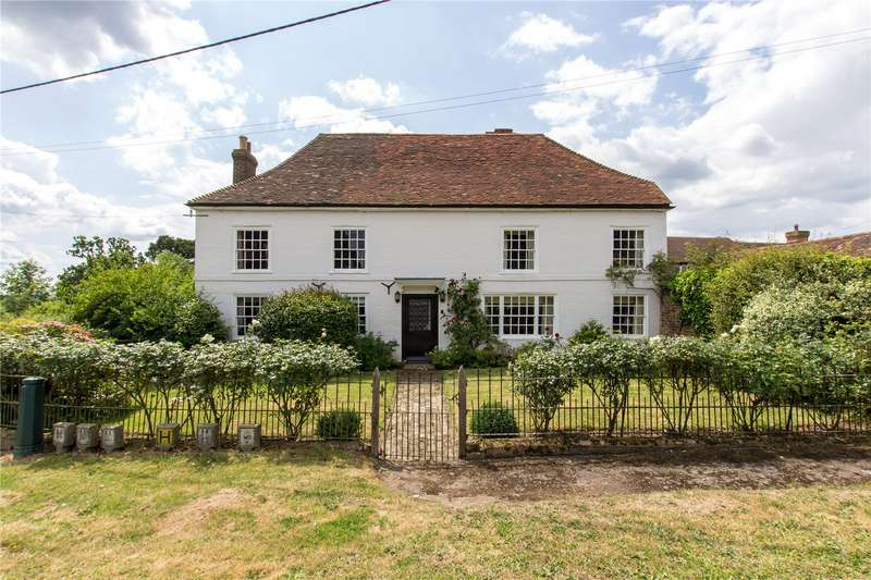 5 Bedrooms Detached House for sale in Stonegate, Wadhurst
