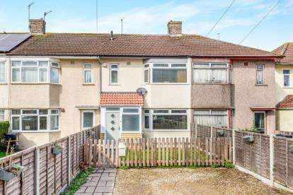 3 Bedrooms Terraced House for sale in West Town Road, Bristol, Somerset