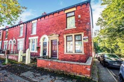 4 Bedrooms End Of Terrace House for sale in Watling Street Road, Fulwood, Preston, Lancashire, PR2
