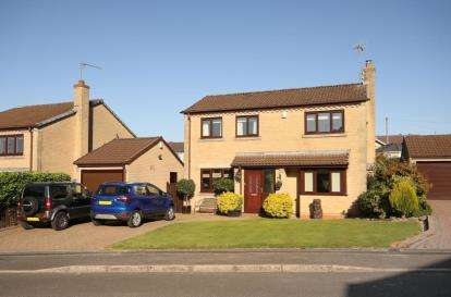 3 Bedrooms Detached House for sale in Southwood Avenue, Dronfield, Derbyshire