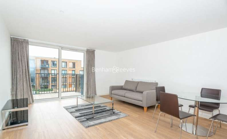 1 Bedroom Apartment Flat for rent in Royal Victoria Gardens, Surrey Quays, SE16
